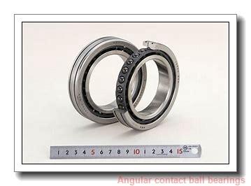 7 mm x 19 mm x 10 mm  FAG 30/7-B-2Z-TVH  Angular Contact Ball Bearings