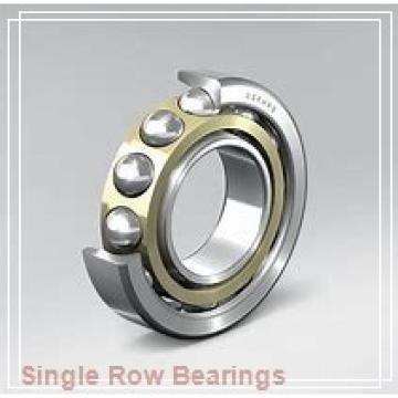 28,575 mm x 53,975 mm x 9,52 mm  TIMKEN S11K  Single Row Ball Bearings