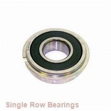 6,35 mm x 15,875 mm x 4,98 mm  TIMKEN S1K7  Single Row Ball Bearings