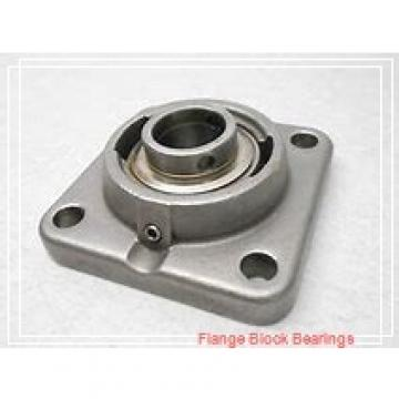 QM INDUSTRIES QVVFC22V100SN  Flange Block Bearings