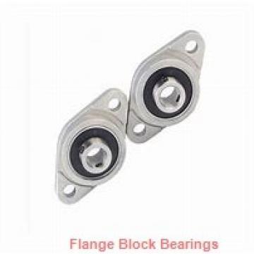 QM INDUSTRIES QVVFL16V075SC  Flange Block Bearings