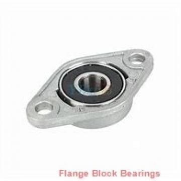 QM INDUSTRIES QVVF16V075SC  Flange Block Bearings