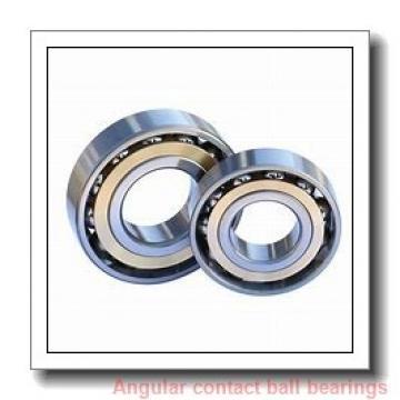 0.787 Inch | 20 Millimeter x 1.85 Inch | 47 Millimeter x 0.811 Inch | 20.6 Millimeter  NSK 3204B-2ZRTNG  Angular Contact Ball Bearings