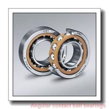 2.559 Inch | 65 Millimeter x 4.724 Inch | 120 Millimeter x 0.906 Inch | 23 Millimeter  NSK 7213BTNU  Angular Contact Ball Bearings