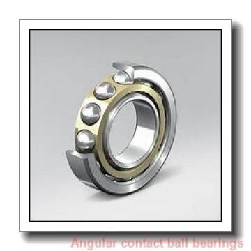 0.984 Inch   25 Millimeter x 2.441 Inch   62 Millimeter x 1 Inch   25.4 Millimeter  INA 3305-J  Angular Contact Ball Bearings